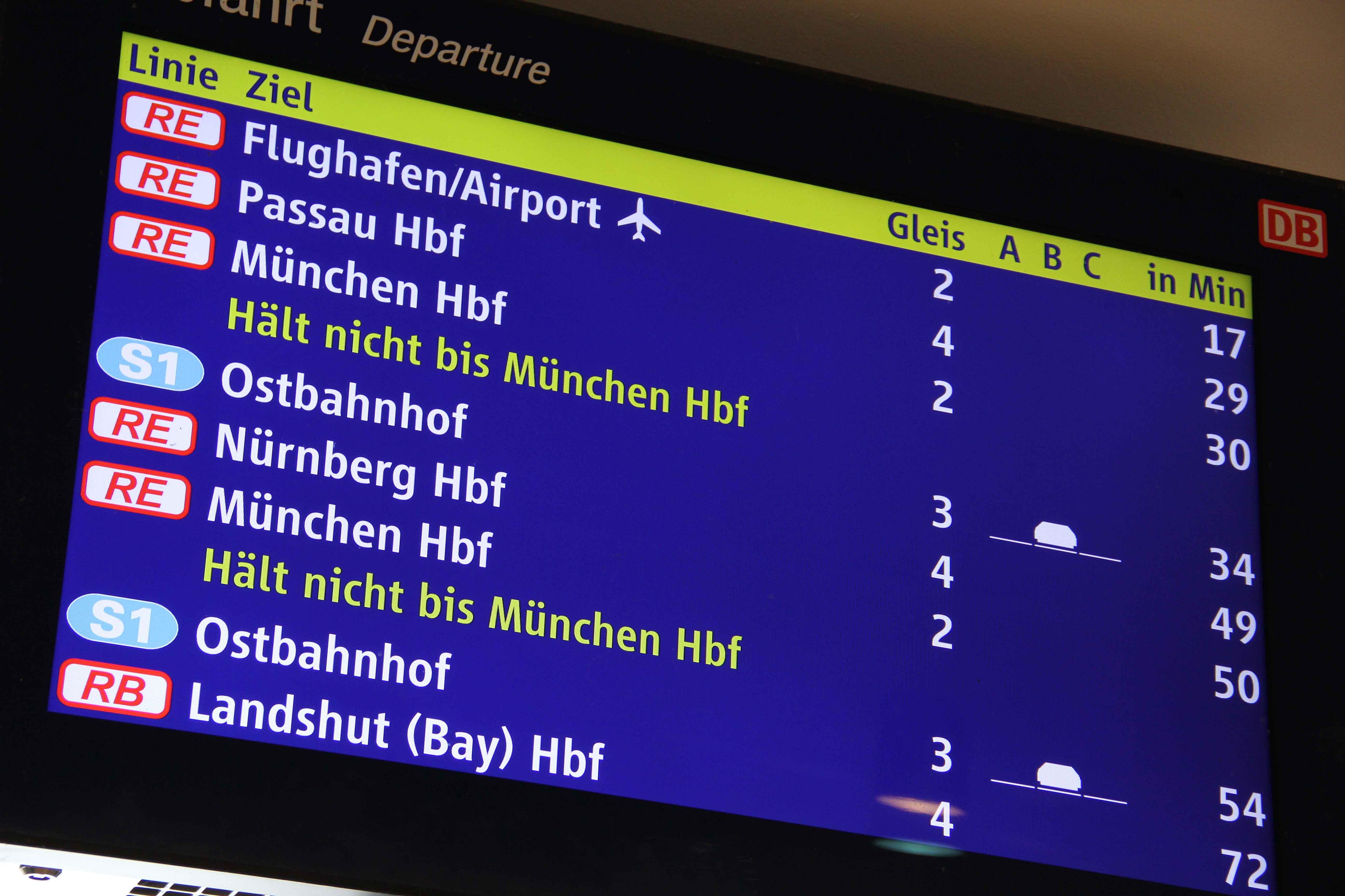Direkt Zum Flughafen Neuer Flughafenexpress Eingeweiht