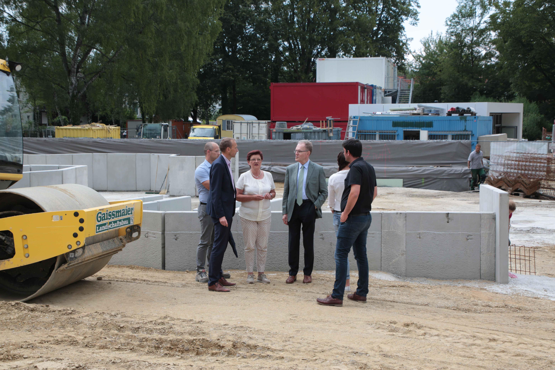 Gemeinsame Landrat besucht die Firma Gaissmaier Landschaftsbau #VT_16